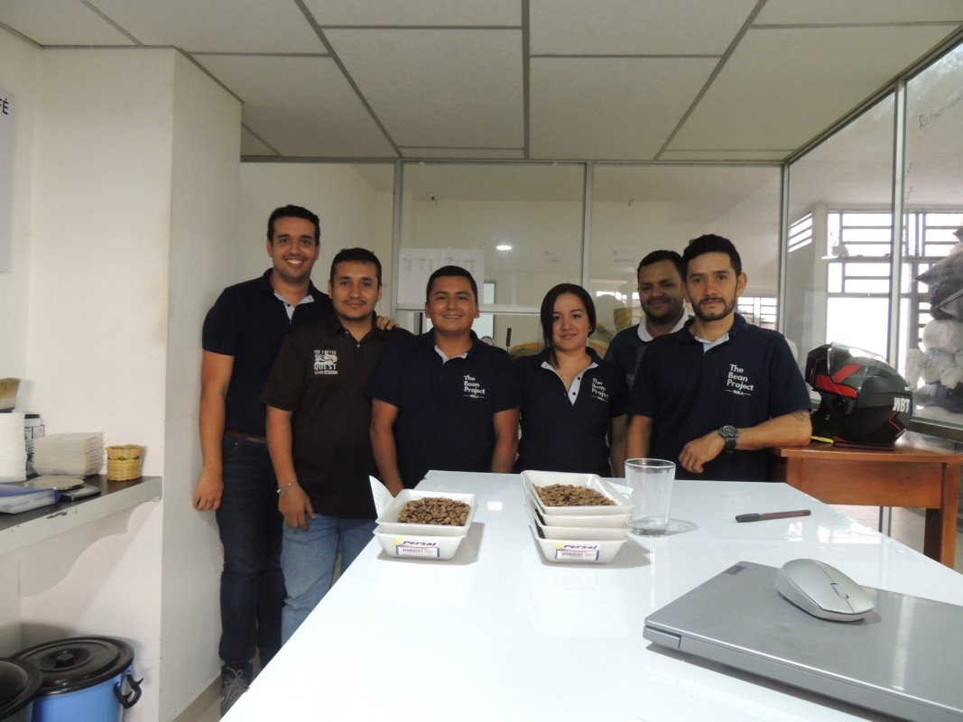 Pitalito Station's team