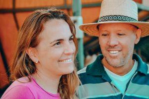 Élci & Mario Bicciatto from Fazenda Elmar, Brazil