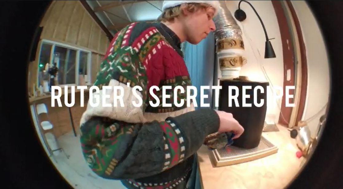 rutger's recipe blog cover