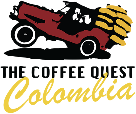 Logo The Coffee Quest colombia