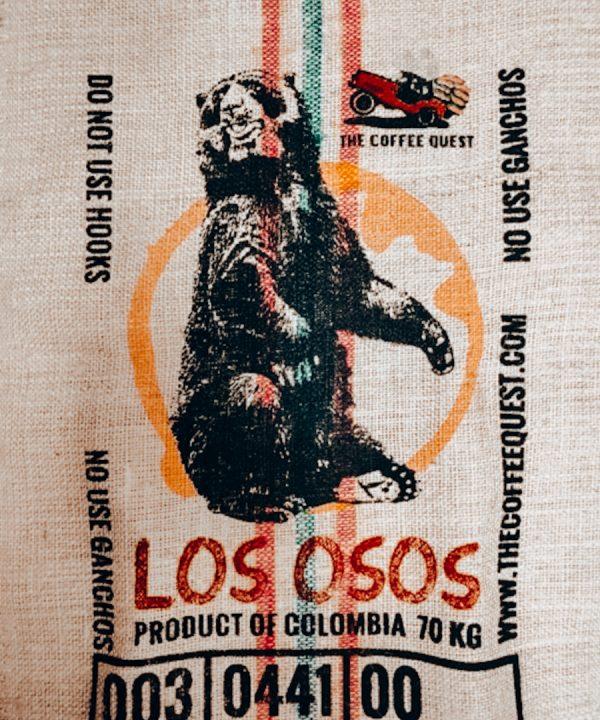 LOS OSOS - Biodiversity in Santa Maria, Colombia